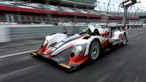 Muscle Milk Pickett Racing ORECA 03