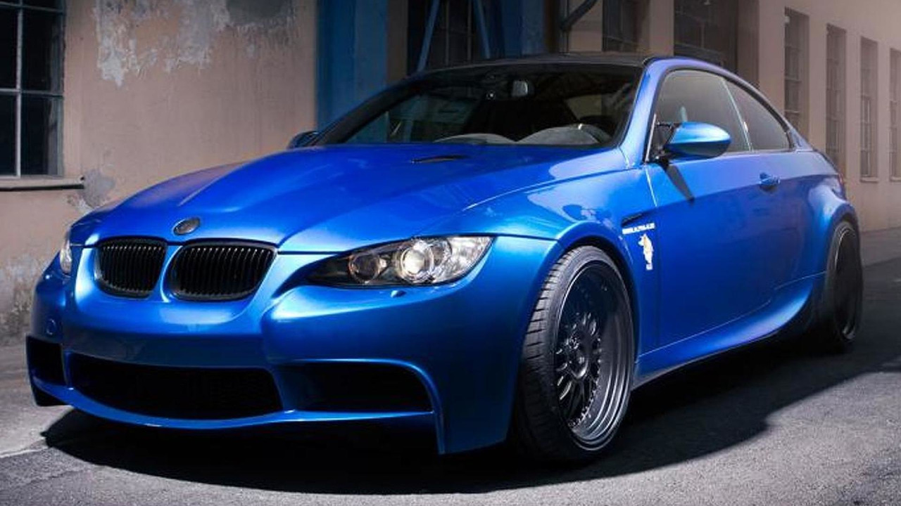 BMW M3 Coupe (E92) by Alpha-N Performance 24.07.2013