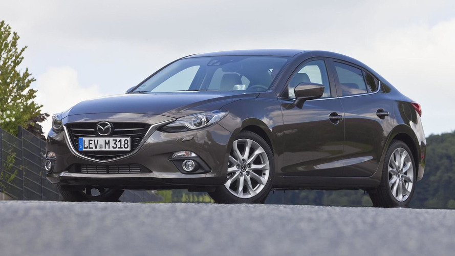 New Mazda3 MPS / Mazdaspeed3 coming in December - report