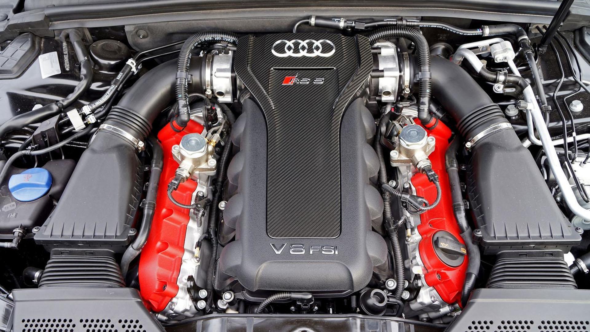 Мотор V8 FSI Audi RS5 от Senner Tuning