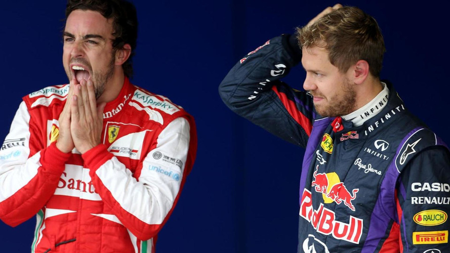 Alonso admits 2013 not best season as driver
