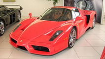 Michael Schumacher's garage sale: Ferrari Enzo and FXX