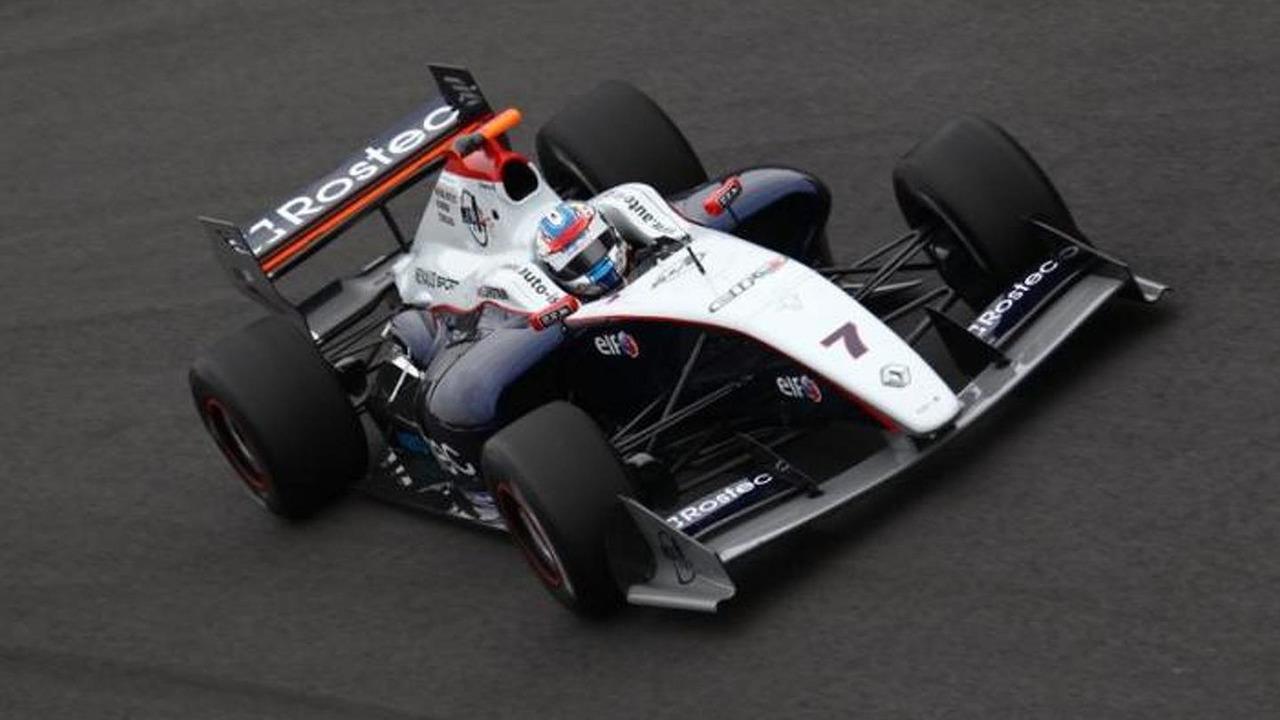 Sergey Sirotkin, Monza 2013