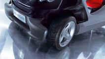 Show-Car smart crossblade (2001)