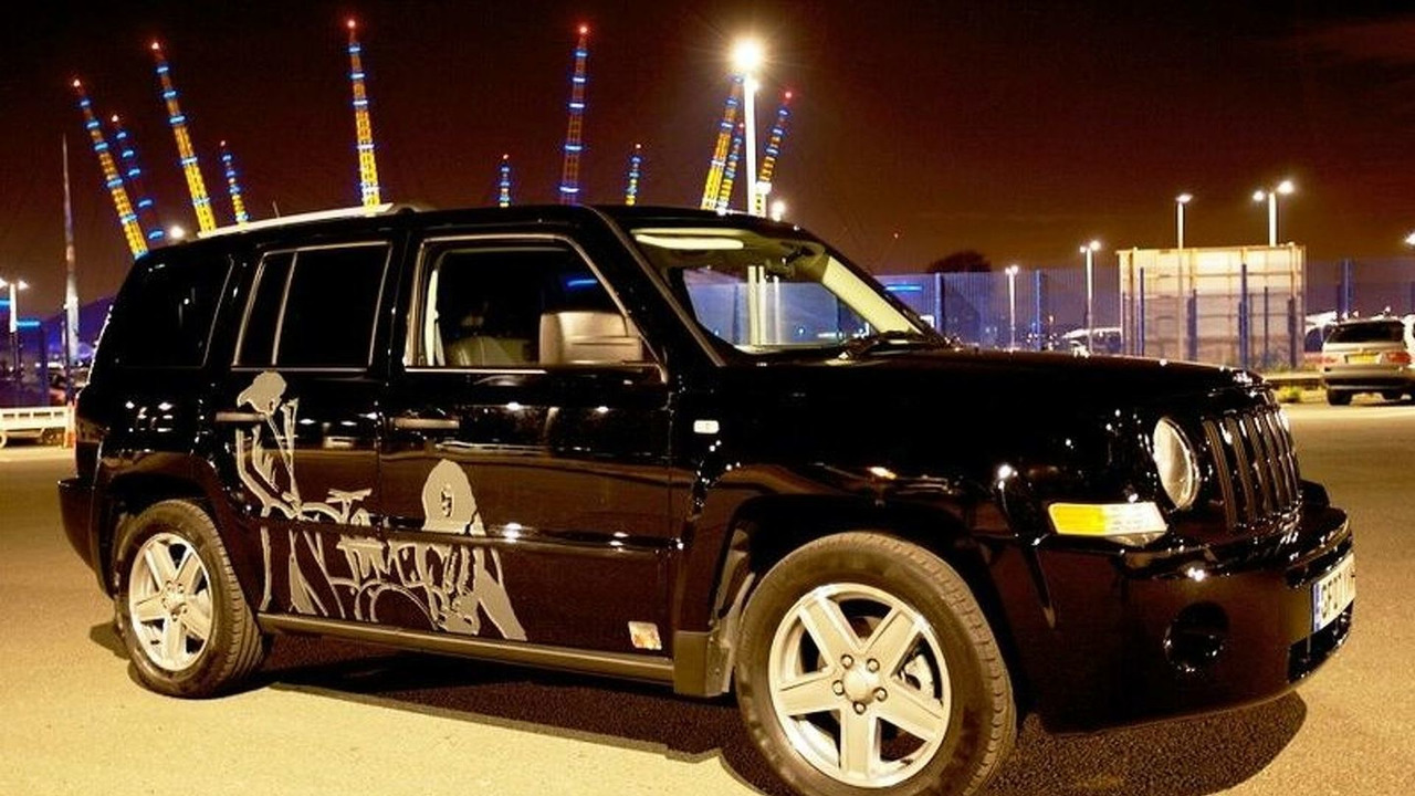 Limited Edition Led Zeppelin Jeep Patriot