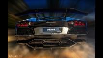DMC Lamborghini Aventador Half Breed
