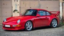 1995 Porsche 993 Carrera RS Clubsport