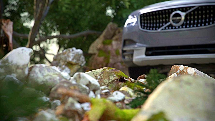 Volvo V90 Cross Country teaser görüntüsü ile lansmana hazırlanıyor