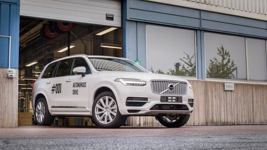 Volvo ve LG otonom elektrikli araçlarda ortak çalışabilir