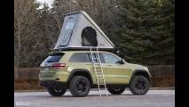 Jeep Grand Cherokee Overlander Concept