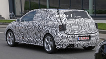 VW Polo GTI spy photos