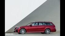 Mercedes-Benz E-Class Sedan and Wagon