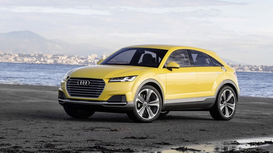 Audi submits Q4 trademark for possible hybrid coupe suv