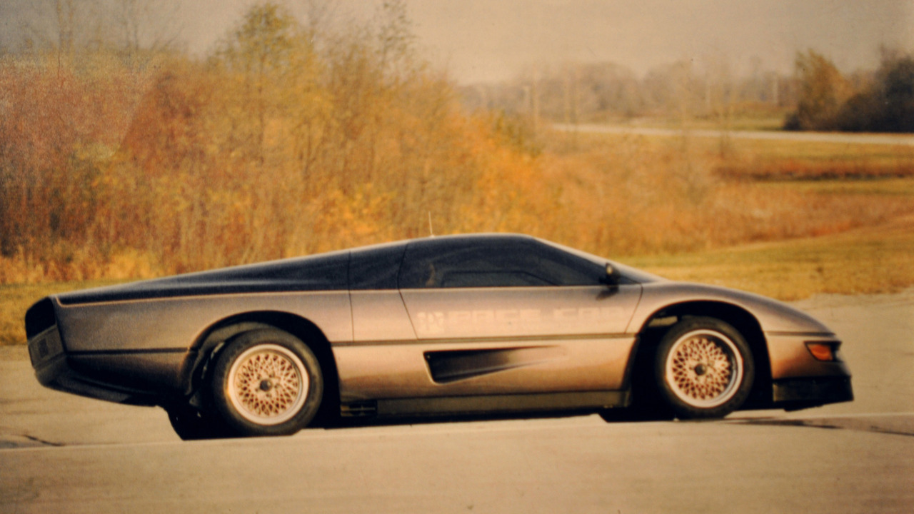 One of the coolest movie cars you dont remember is for sale
