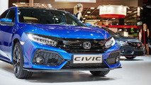 2017 Honda Civic Hatchback Paris Motor Show