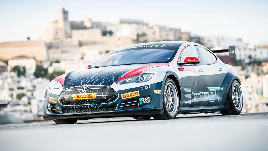 Tesla Model S Electric GT yarış serisi duyuruldu