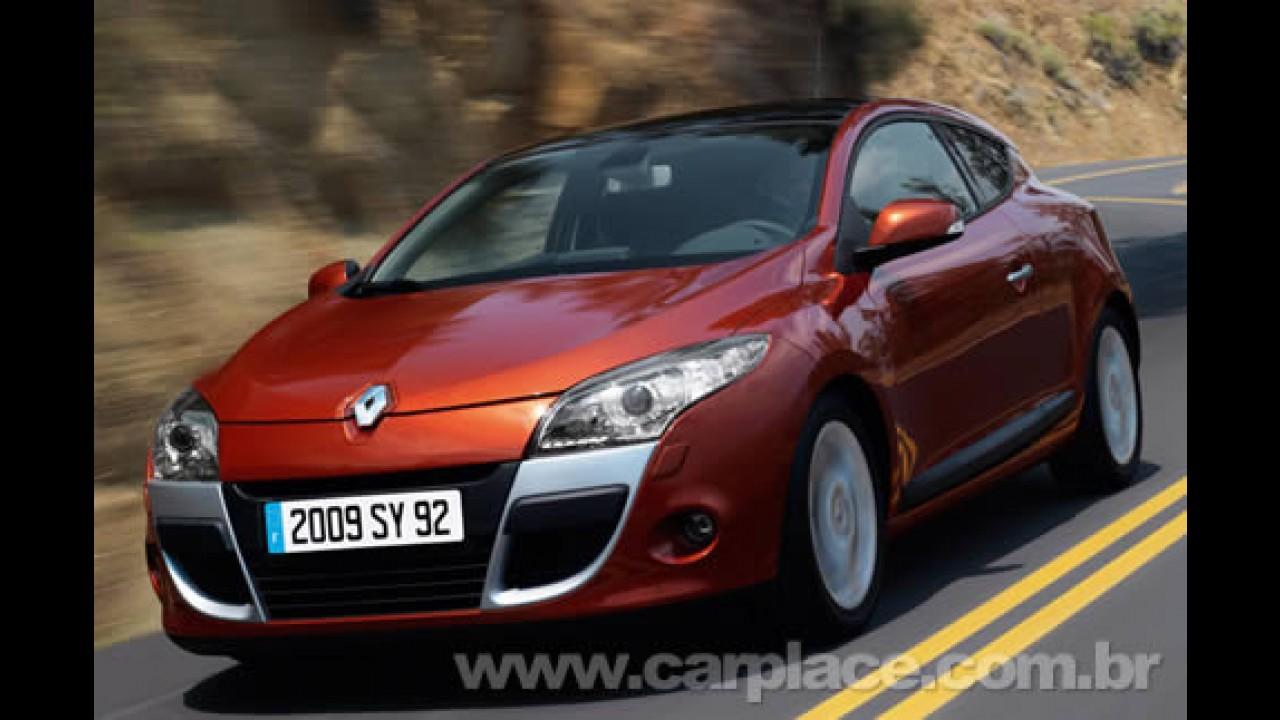 Novo Renault Mégane atinge pontuação máxima em CrashTest da Euro NCAP