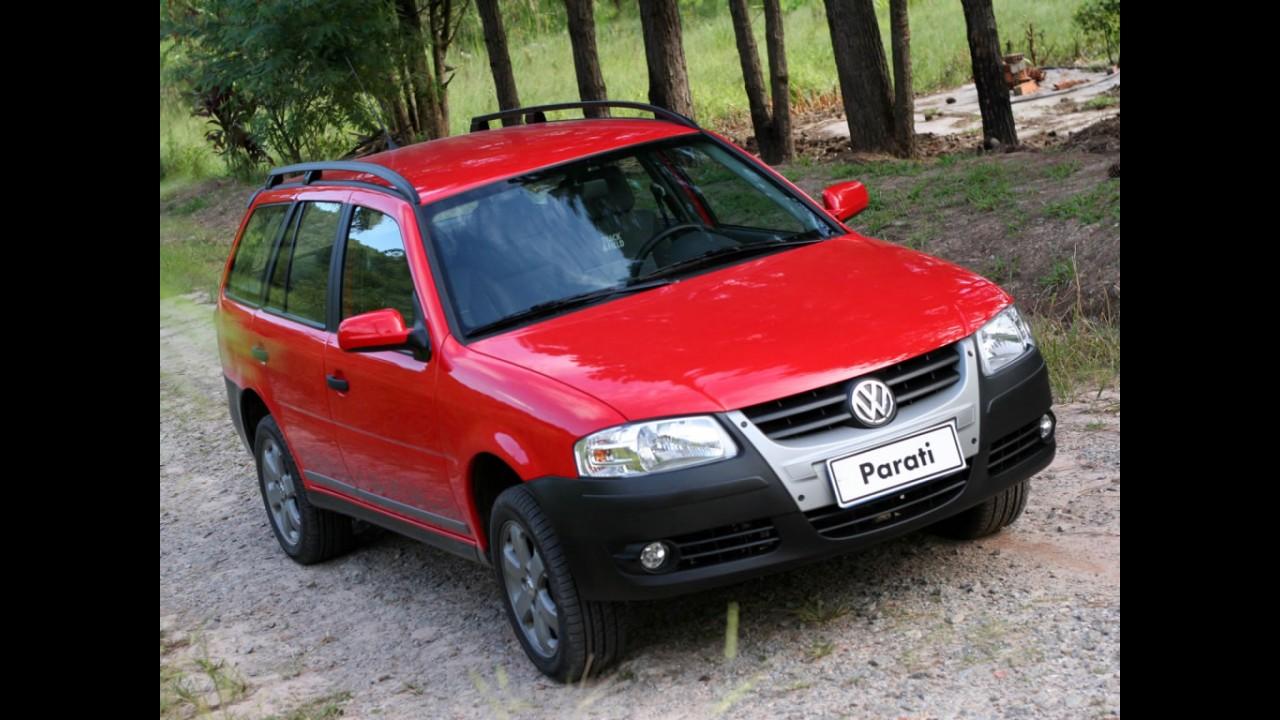"Volkswagen relança a ""aventureira"" Parati Track & Field"