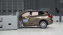 Chinese-built Buick Envision earns highest safety rating