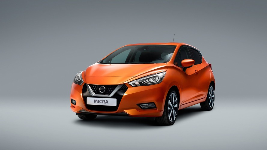nissan micra 2017 les tarifs ont t d voil s. Black Bedroom Furniture Sets. Home Design Ideas