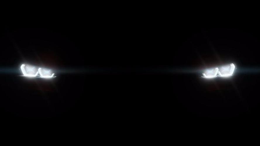 BMW X2 Concept teasers pour le Mondial de Paris 2016