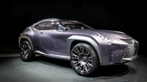 Lexus UX Concept at Paris Motor Show