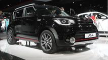 2017 Kia Soul Paris Motor Show