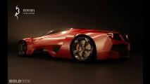 Ferrari Feroce Concept by Bashar Ajlani