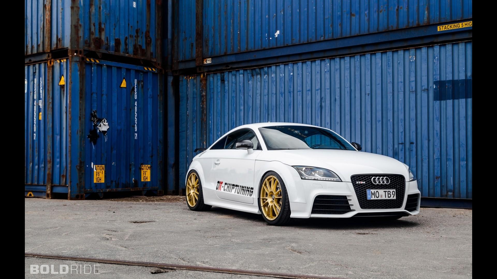 Тюнинг Audi TT RS Plus от ателье OK-Chiptuning