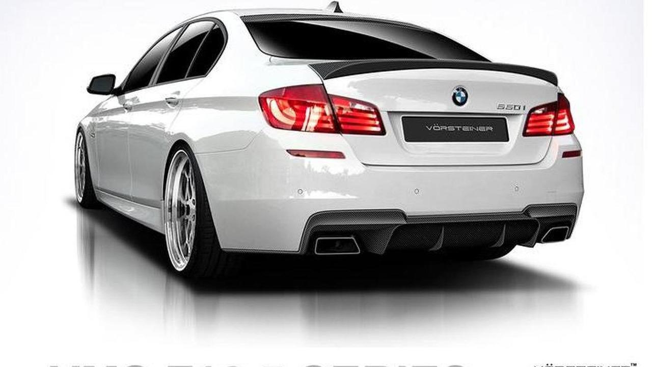 BMW 5-Series by Vorsteiner - 25.5.2011