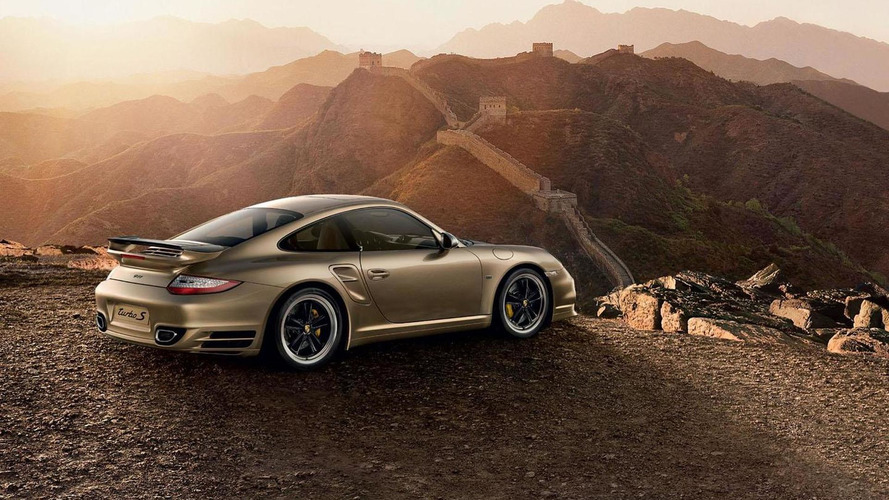 Porsche 911 China 10th Anniversary Edition announced