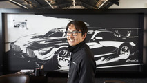 Mercedes-AMG GT3 gets recreated in tape