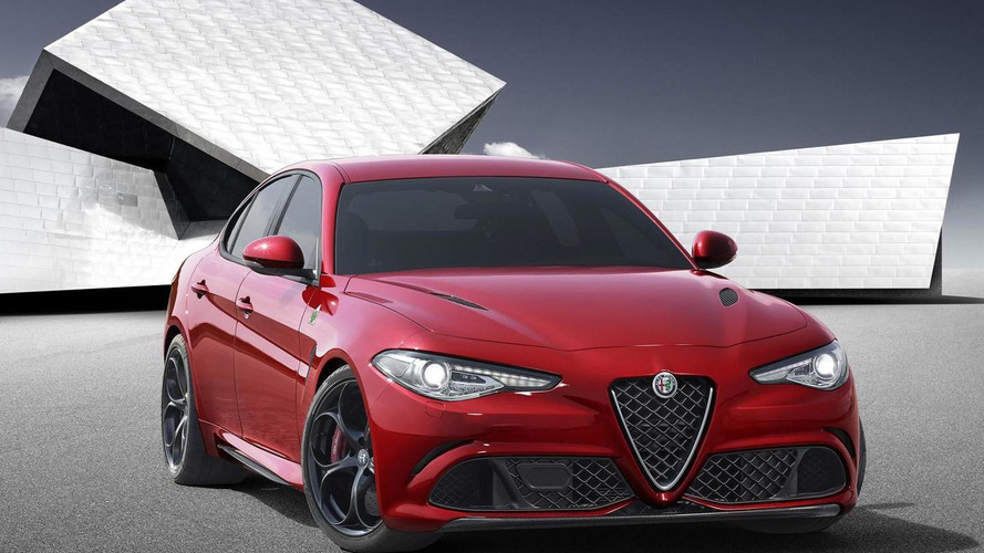 Alfa Romeo Giulia to hit the market with three diesel and five petrol engines