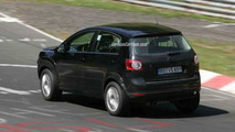 VW Cross Golf SUV Spy Photos