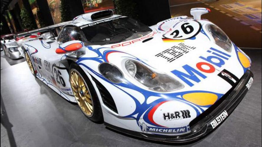 Le regine della 24 Ore di Le Mans al Salone di Ginevra