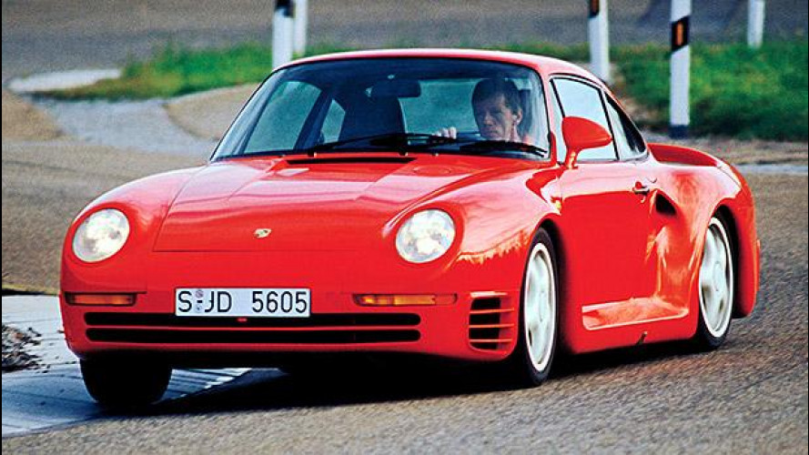 Porsche 959, trent'anni di hypercar