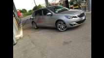 Peugeot 308 BlueHDi, la prova dei consumi reali