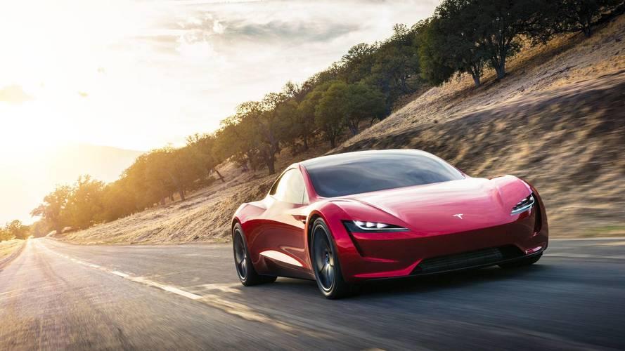 Yeni Tesla Roadster bir de opsiyon paketi alacakmış!