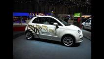 La Fiat 500C a metano al Salone di Ginevra