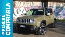 Jeep Renegade, perché comprarla... e perché no