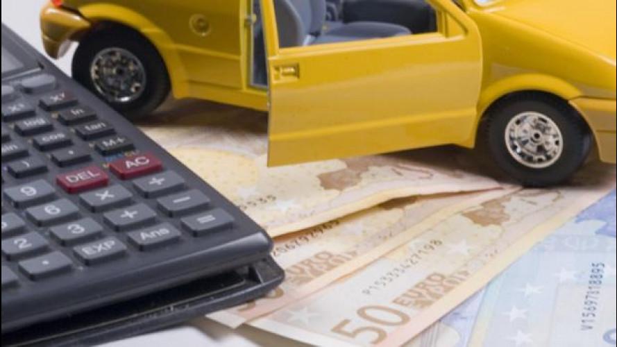 Rc auto, premi in crescita per i neopatentati