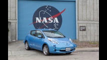 Nissan collabora con la NASA