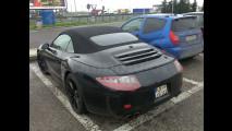 Foto spia della nuova Porsche 911