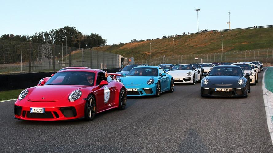 Porsche Festival 2017, un weekend da incorniciare