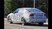Neuer VW Jetta als Erlkönig erwischt