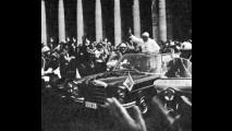 Mercedes Classe M, 20 anni con il Papa
