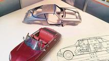 Porsche Citroen 911 DS render by Brandpowder 07.11.2013