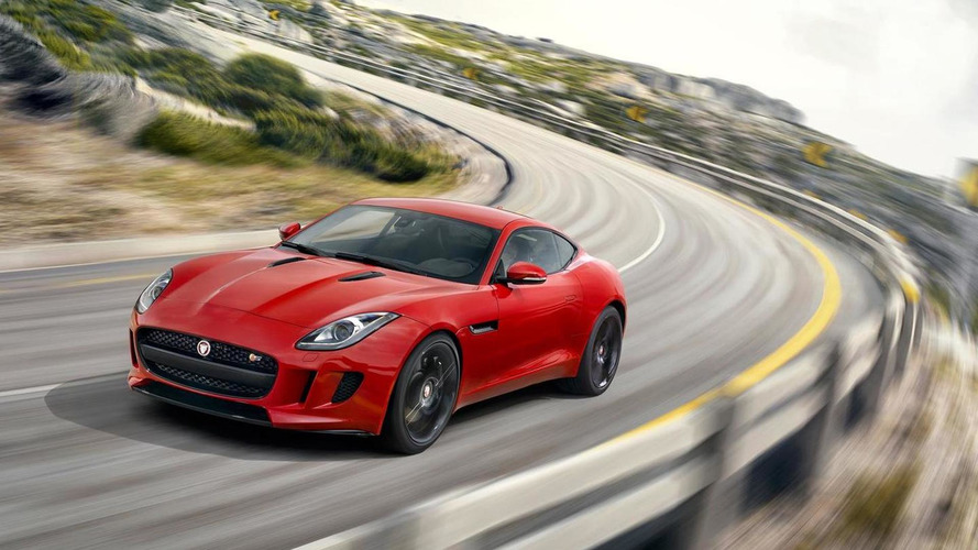 Jaguar says AWD sports cars are not a priority