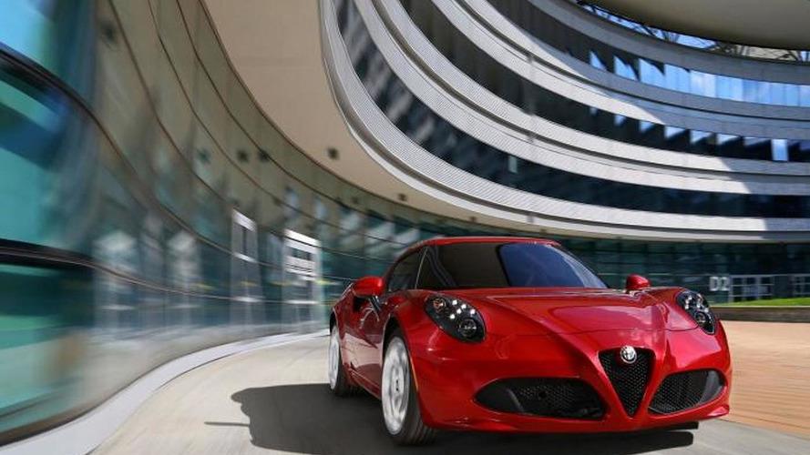 Chris Harris tests the Alfa Romeo 4C [video]
