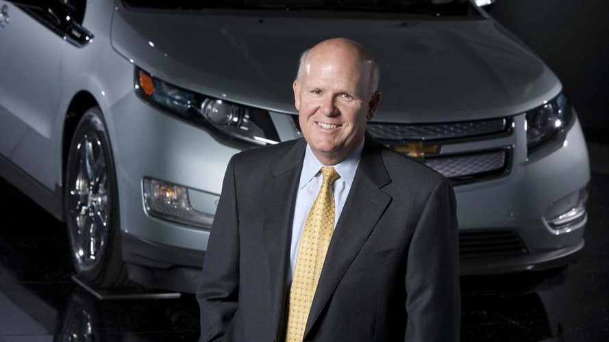 U.S. Treasury sells off last of GM stock, CEO Dan Akerson to retire